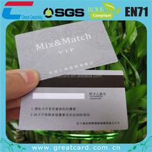 Classic Magnetic Stripe Membership Card