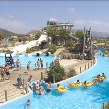 Hot water park project,fashionable ,water slides for water park