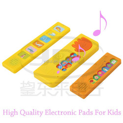 Custom Hardcover Kids Sound Book Children Push Button Sound Books