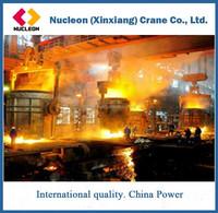 Steel plant heavy duty casting bridge crane with high quality