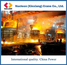 Steel plant heavy duty casting bridge crane with high quality