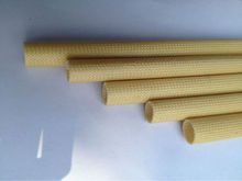 cable protection silicone sleeve Silicone rubber Fiberglass Sleeving