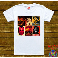 Promotion Gift Men's Clothing Bulk Wholesale T-shirt Cheap Custom Printing Design