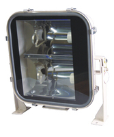 Marine Floodlight 2x400W with HP sodium lamp or Metal halide lamp