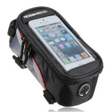 cell phone neck hanging bag shoulder strap phone bags bicycle cell phone bags