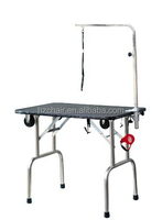 2015 New Pet grooming tables/Wholesale adjustable dog grooming tables