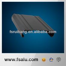 black anodizing extruded aluminum case