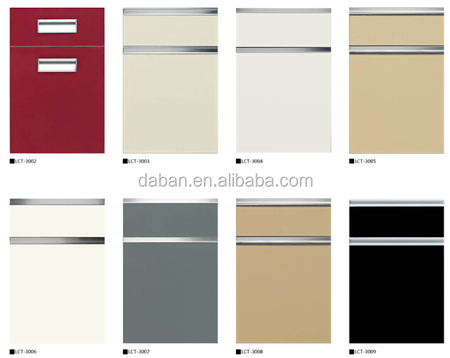 Wholesale Uv High Gloss Laminate Mdf Kitchen Cabinet Door