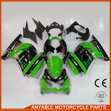 Cheap and high quality for kawasaki ninja 250r 2008-2012 motorcycle fairings