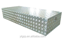 structural disabilities metal box with key