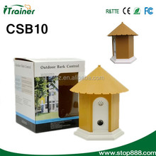 2014 Outdoor bark stop device wireless pet fence