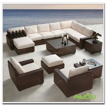 Audu lusso giardino divano/lusso più arredamento classico di lusso divano da giardino
