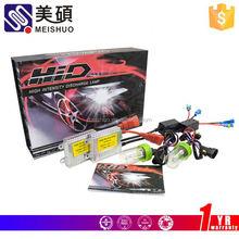 Meishuo headlight and fog light type slim ballast hid xenon kit