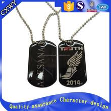 NP471 wholesale metal dog tag