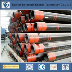 EN Standard C110 STC Thread casing tubing gas carrier