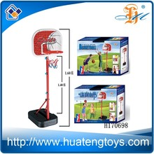 Kids play sport toy,mini basket ball Vertical type basketball stands