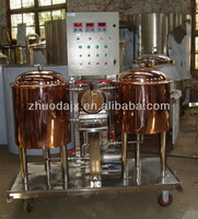 red copper brewing tank 50L /beer brewery equipment for sale