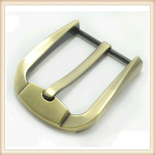 High quality customized men's metal pin belt buckle