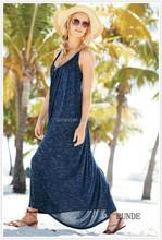2015 New arrival Casual Maxi Dress Design Summer Long Dress For Women