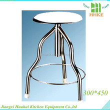 Cheap factory stainless steel lab stool for sale