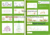 Hot Sale Low Price Vietnam Ceramic Tiles