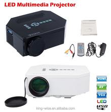 2015 UNIC School Projector HDMI mini 3D Projectors Support HDMI Cheap 1080p LED Pico Projector UC30