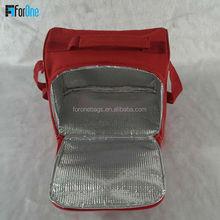New arrivel Aluminum foil cooler bag cute cheap cooler bag