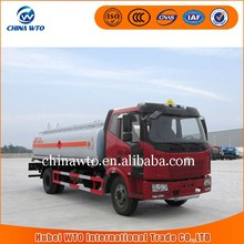 tank truck 4*2 FAW J6 fuel tank truck,fuel tank truck for sale
