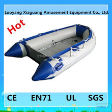 Korea PVC 0.9mm fishing boat for Adults and kids boat inflatable
