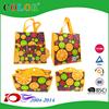 non woven foldable shopping bag sedex factory foldable shopping bag