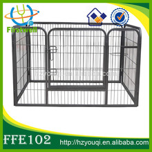Heavy Duty Black Pet Play Pen Metal Fence for Dog