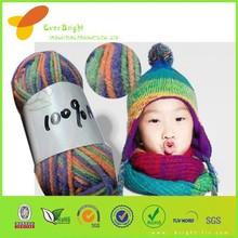 Soft Hand Knitting Blended Yarn,Fancy Yarn Hand Knitting Yarn,Hand Knitting Craft 100% Acrylic Yarn