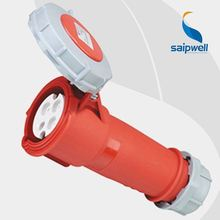 Saip/Saipwell Wholesale korea 400v 32a socket plug