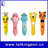Funny Learning Educational Toys/Novelty Talking Pen/Kids Reader Pen Shenzhen Supplier