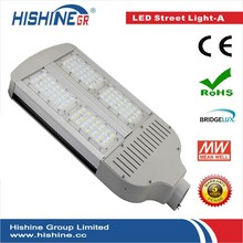 Bridgelux chip Aall antique led solar street lamp price sresky 100w with Meanwell power supply (CE RoHS PSE)