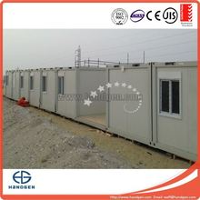 Labor camp by container mobile house