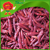 Manufacturer of Dried Pepper New Crop Red Dried Chili Pepper for sale