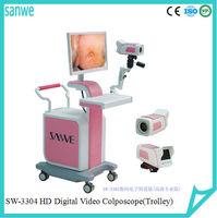 surgery vagina diagnostic,digital electric colposcope,Cervical Diseases Digital Electric camera colposcope