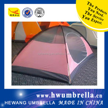 double layer trailer tent camping with mosquito net