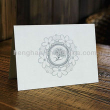 2014 top Popular customized competitive price classic message card