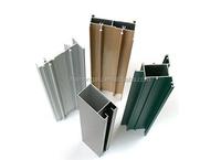 OEM color powder coating 6063 aluminium profile