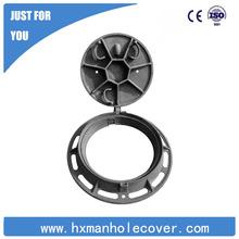 EN124 D400 Cast iron manhole covers manufacturer