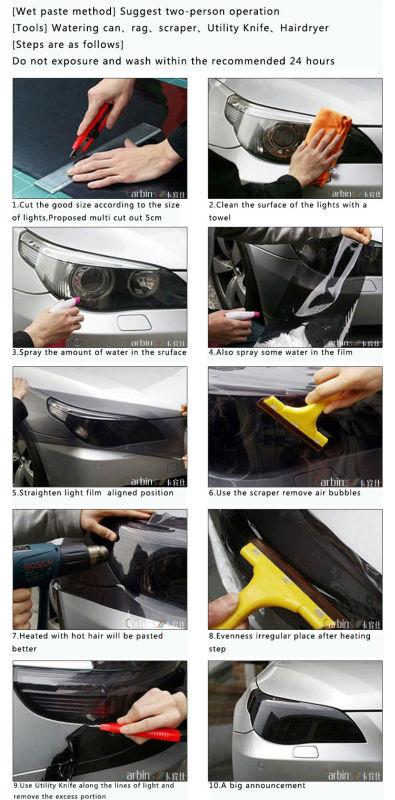 voiture led autocollant de voiture wrap film cam l on. Black Bedroom Furniture Sets. Home Design Ideas