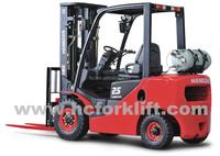 HC 2-2.5T LPG Forklift Nissan engine