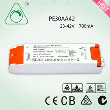 20-30W PE30AA 0-10V constant current LED dimmable driver