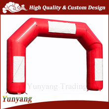 Attractive Cheap giant advertising inflatable arch, Inflatable arch gate for sale