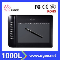 Wholesale 10 inch shortcuts/2048 levels/5080lpi graphics drawing tablet for kids