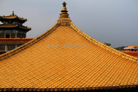 Scales Copper Roof Tile