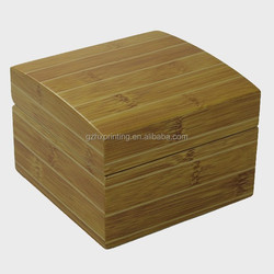 Custom luxury wood/wooden watch box for retail