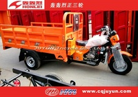 Motorized loading Tricycle made in China/cheap water cooling engine Tricycle HL150ZH-A18
